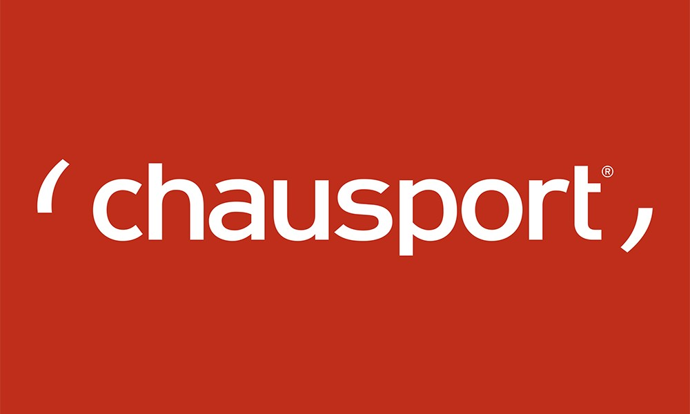 Chausport large red logo