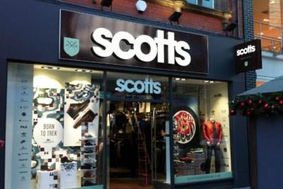 Scotts Shopfront