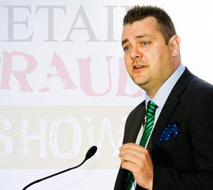 Tony Sales at Retail Fraud Conference